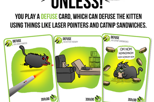 Xbox chief and The Oatmeal co-created 'Exploding Kittens' Kickstarter record-breaker