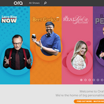 <strong>Larry</strong> <strong>King</strong>, Carlos Slim's OraTV launching 'tiny' talk show
