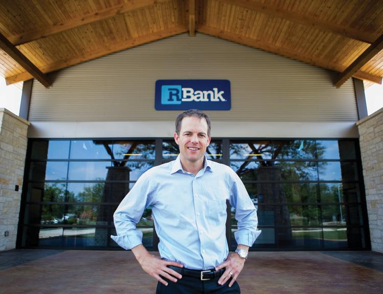Reese Ryan started R Bank during a tumultuous time in the banking industry, but the timing and location of the bank in a growing community have proven to be sound choices.