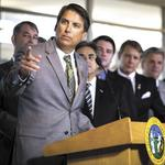 Liberal group has yet to hurt McCrory's popularity