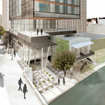 Initially bought with apartments in mind, developer pitches hotel for River Walk-facing property