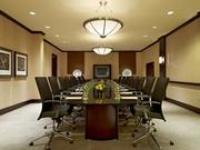 One of the boardrooms inside the hotel.