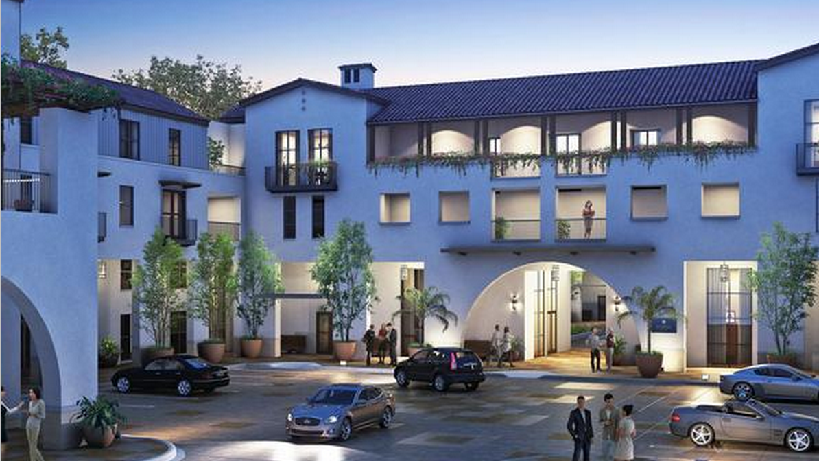 Stanford University Leases Entire Apartment Building In Los Altos For Workers