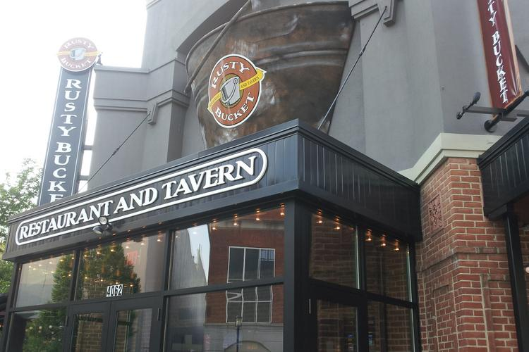 The Rusty Bucket's latest restaurant and tavern is opening at Easton Town Center.