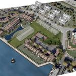 One more hurdle crossed for Waterfront Village project