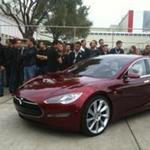 Who's for the electric car?