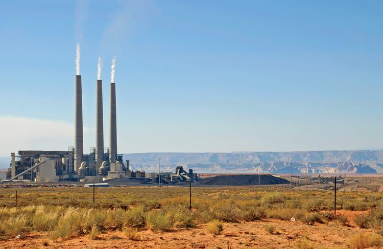 The future of the Navajo Generating Station is unclear amid emissions battles with the U.S. Environmental Protection Agency and questions surrounding its lease. Salt River Project operates the plant and owns the second-largest stake in it. The primary stakeholder is the U.S. Bureau of Reclamation.