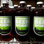 Expansion brewing for Community Beer Works