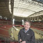 Executive Inc.: UOP Stadium General Manager Peter <strong>Sullivan</strong> is geared up for Super Bowl (Video)