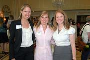 "CBJ Seen: The United Way Young Leaders, a professional group with a mission to improve the community through collaborative action, held its signature event on May 8 at the City Club. Pictured here are members (from left) Rachel Wise, Emily Moore and Joanna Gammon. Want to have your company's events featured in CBJ Seen? Submit them to Alison Angel at aangel@bizjournals.com for consideration. Be sure to include caption information, and put ""CBJ Seen"" in the subject line."