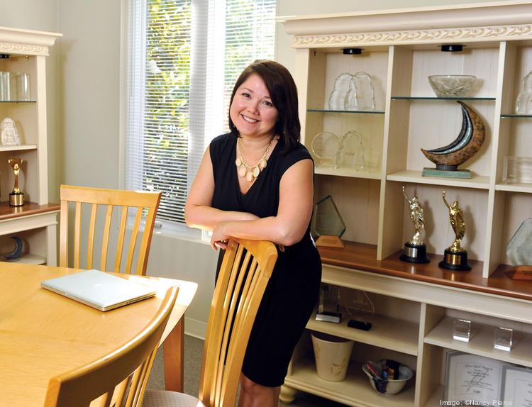 Dawn Newsome didn't envision becoming an entrepreneur, but now she says she'd never go back to the corporate world.