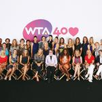 Power player: <strong>Stacey</strong> Allaster leads the Women's Tennis Association from a St. Pete HQ