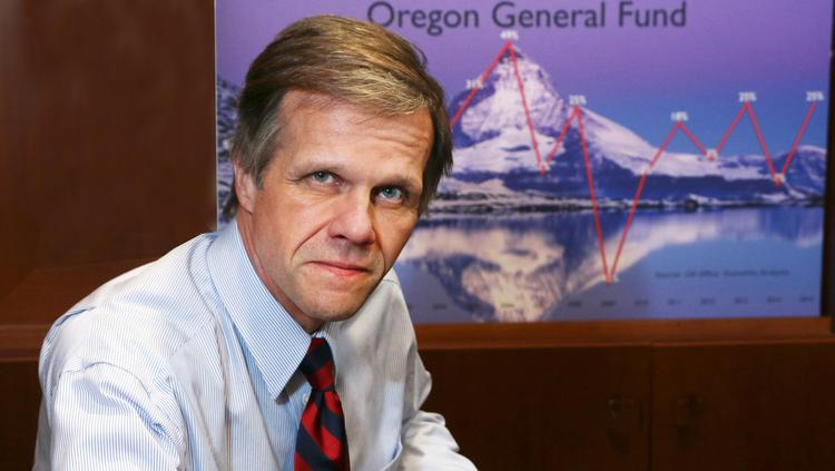 As the new chair of the Senate's Finance and Revenue Committee, state Sen. Mark Hass wants to start a discussion about the state's wobbly tax system, a debate that could ultimately impact every Oregonian and businesses from Baker City to Astoria.