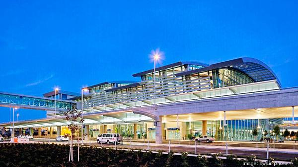 Cafeteria 15l In Sacramento International Airport S Terminal B Ranks Highly On A List Of The Nation