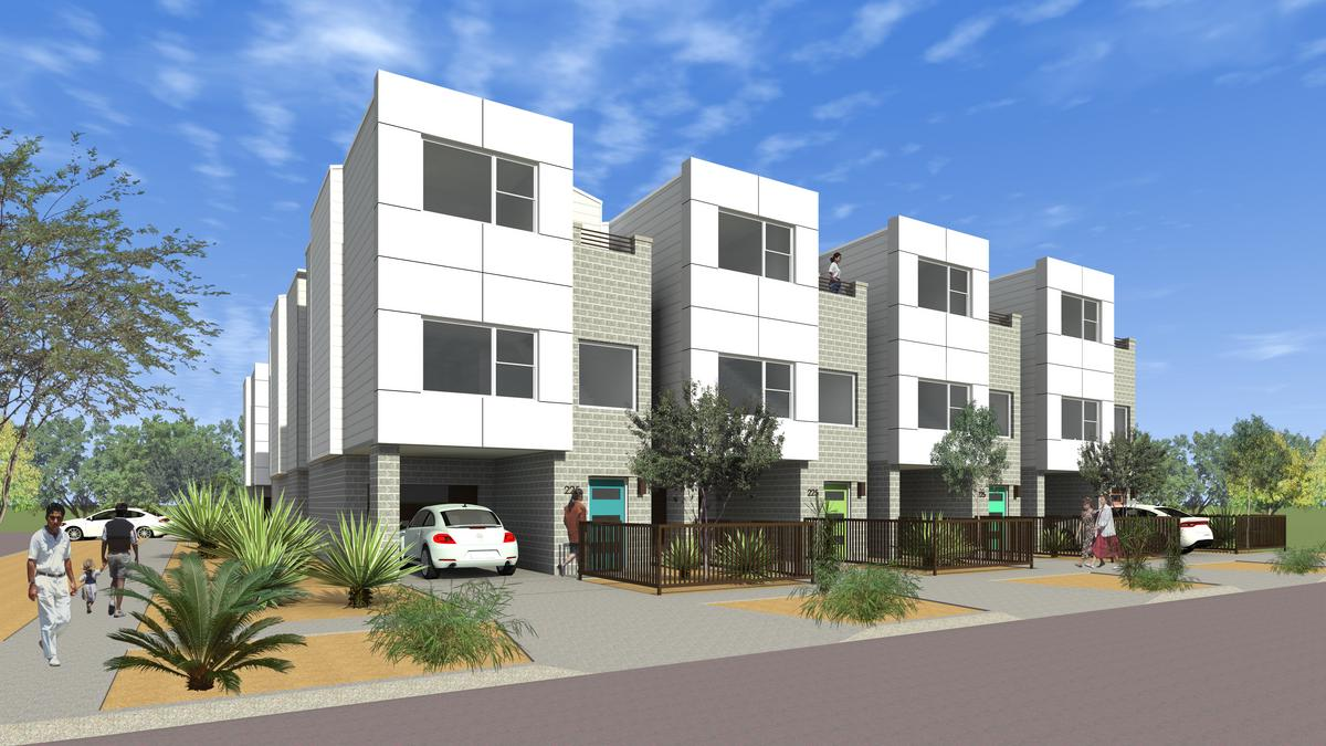 terramark urban homes to build third townhome project in san