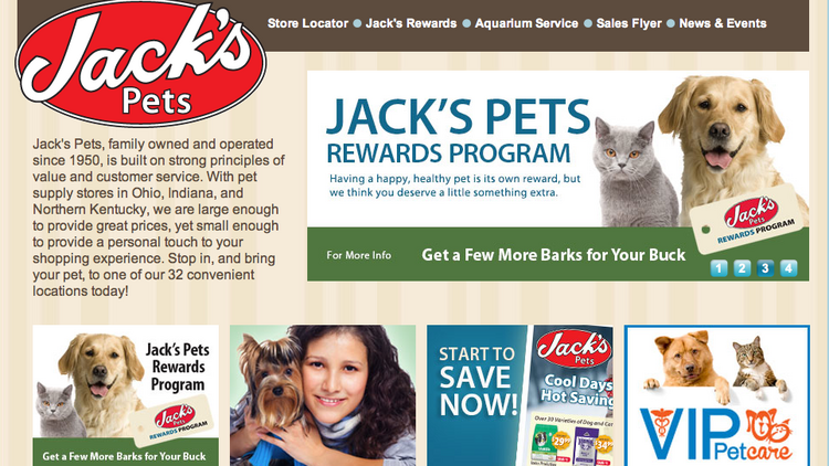 Pet Valu To Convert All Jack S Pets Stores In 4m Renovation