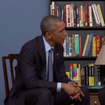 WATCH: YouTube stars grill President Obama