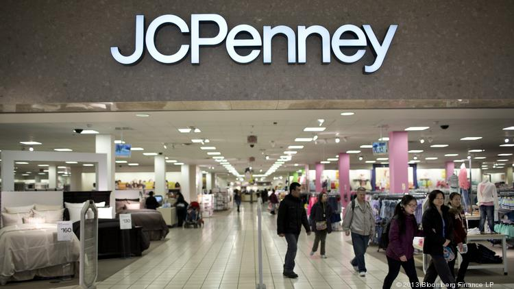 J.C. Penney is another anchor store at Lake Square Mall in Leesburg that will leave come May.