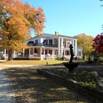 Home of the Day: Historic Estate Built in 1832 with 20 Acres is Perfect for a B&B
