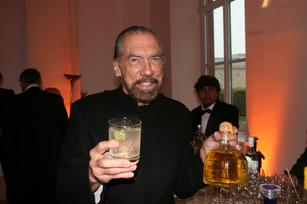 Billionaire John Paul DeJoria has hair care and tequila ventures. Next stop? A gel for herpes