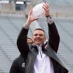 Ohio State awarded federal trademark for 'Urban Meyer'