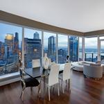 This is what it's like living in the 'Fifty Shades of Grey Tower'