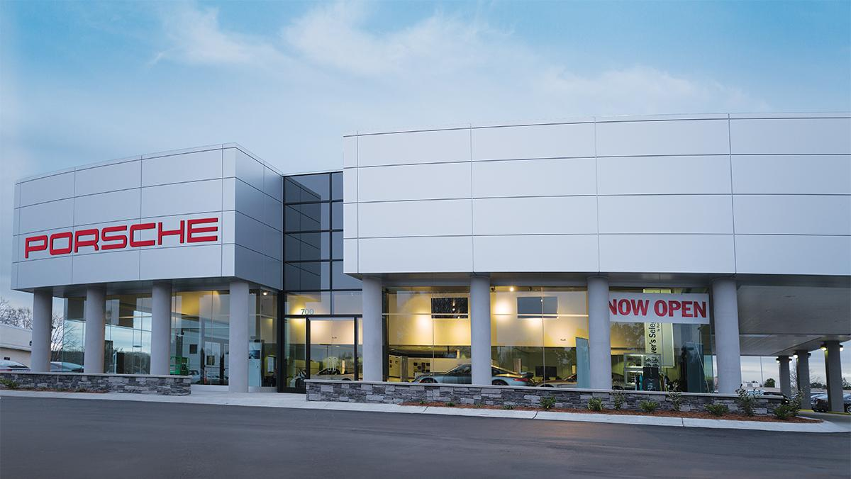 Cary Auto Sales >> Leith Porsche expands with new showroom, dealership in ...
