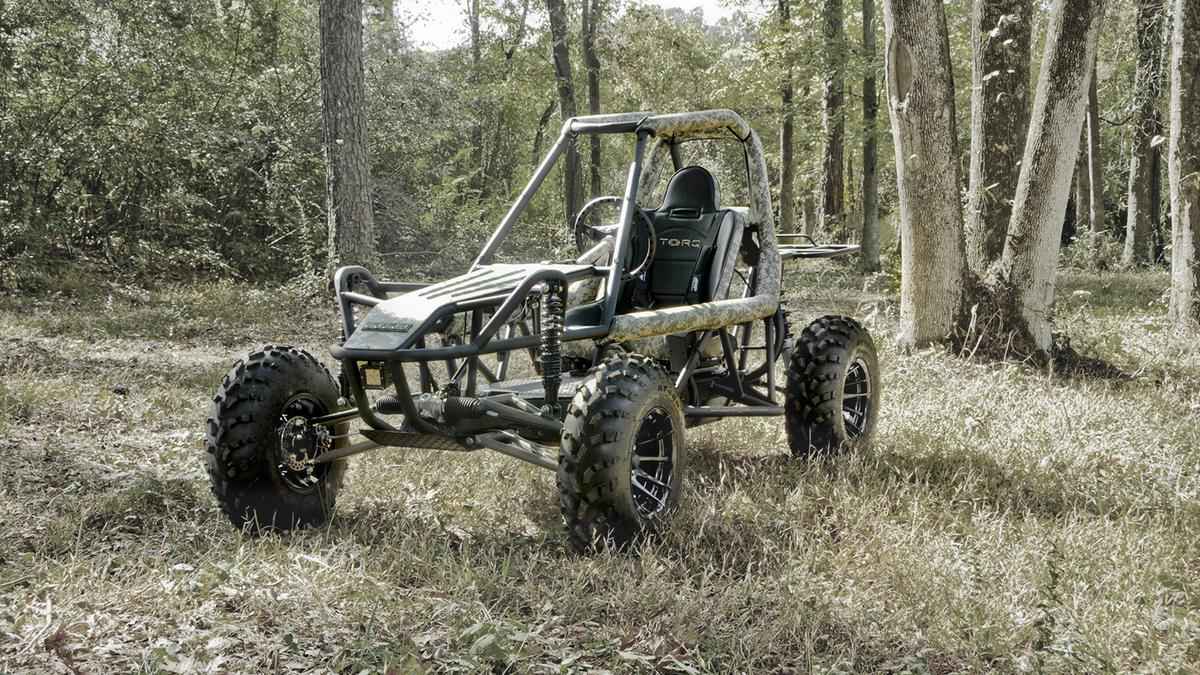 Birmingham Startup Eyes Niche In Electric Off Road Vehicles Business Journal