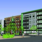 Plans finalized for $40 million Metropolitan apartments
