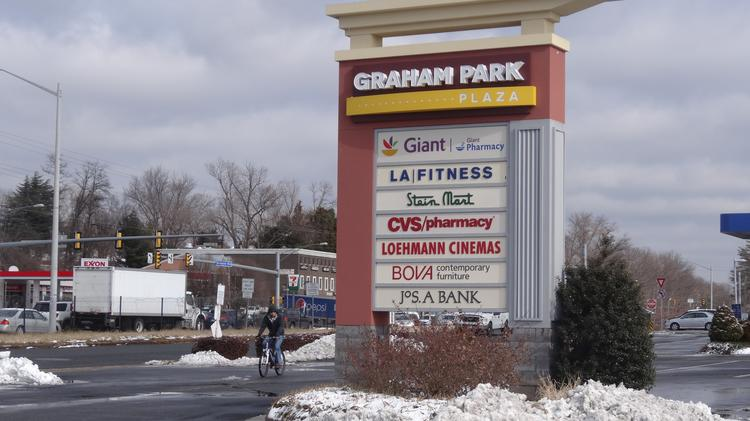 Former Loehmann S Plaza In Falls Church A Redevelopment Target