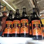 Foothills Brewing increases production of sought-after Sexual Chocolate stout