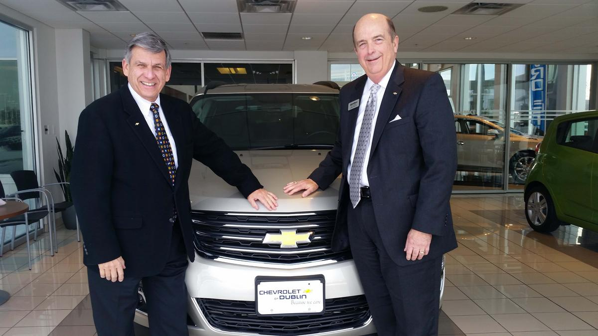 Dan Tobin Gmc >> Dan Tobin's vision: 15 acre campus with Buick GMC on one end, new Chevrolet dealership on the ...