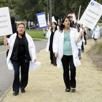 UC health center doctors to strike in Berkeley