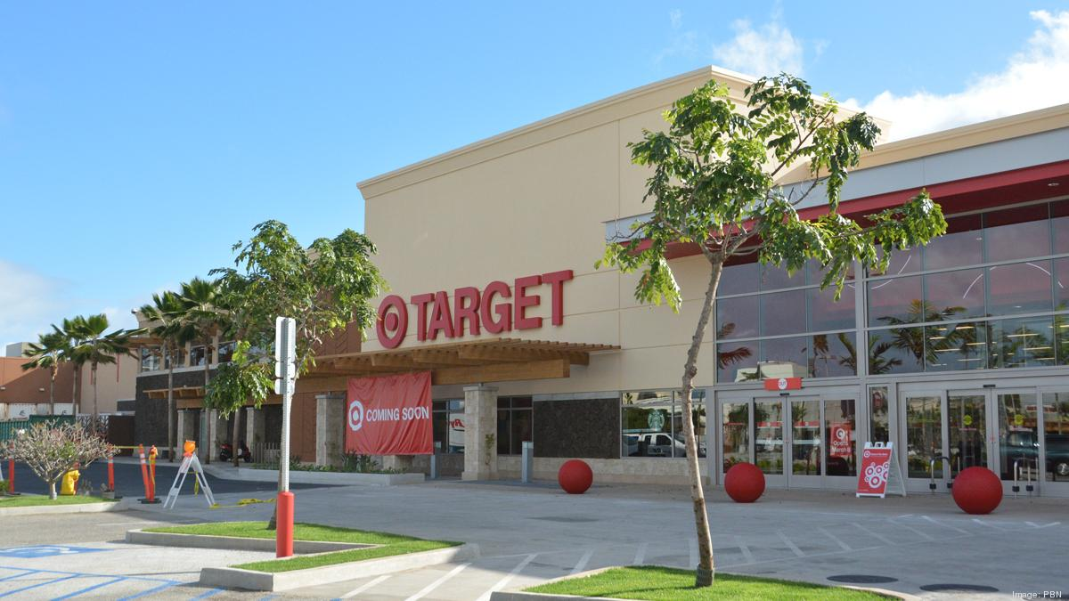 Target S Two New Hawaii Stores Among 15 Store Openings In