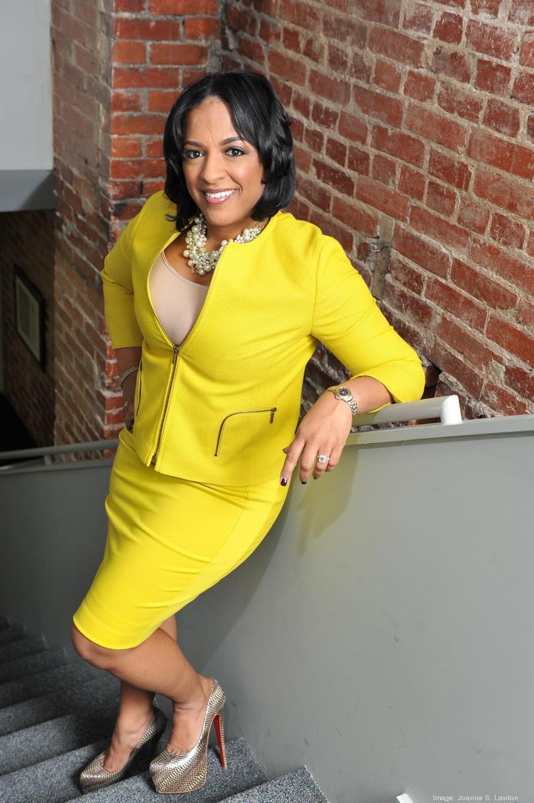 The Elocen Group's Necole Parker followed another successful businesswoman by using her first name spelled backwards as her company's name.