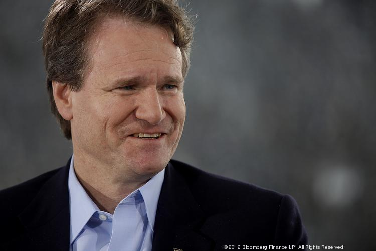Brian Moynihan, Bank of America Corp.