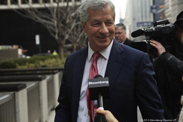 Jamie Dimon's JP Morgan Chase & Co. (NYSE:JPM) made a strong showing with its latest earnings.