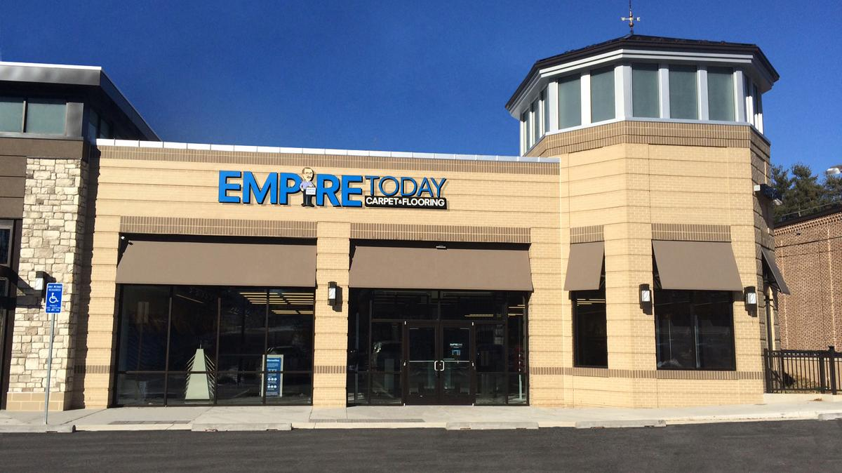 empire today plans first brick and mortar store in fairfax washington business journal