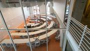 The University of Baltimore's new $114.3 million John and Frances Angelos Law Center debuted in April.