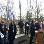 City Councilmember O'Brien partners with McGinn, environmental leaders to stand against Shell Oil at Seattle port