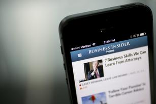 Business Insider, Mashable muscle up for digital media 'arms race'