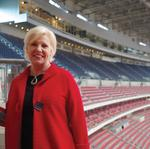 Huddle up with the head of Houston's Super Bowl