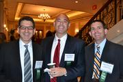 From left, Paul Weinberg, Brian Samet and Michael Hoch, all of The Meltzer Group.
