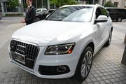 Audi, a sponsor of the Corporate Philanthropy event, offered a drawing that guests could enter to win a weekend with an Audi plus a $250 restaurant gift card.