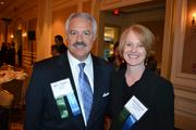 Tony Pica and Leanne Posko, both of Capital One.