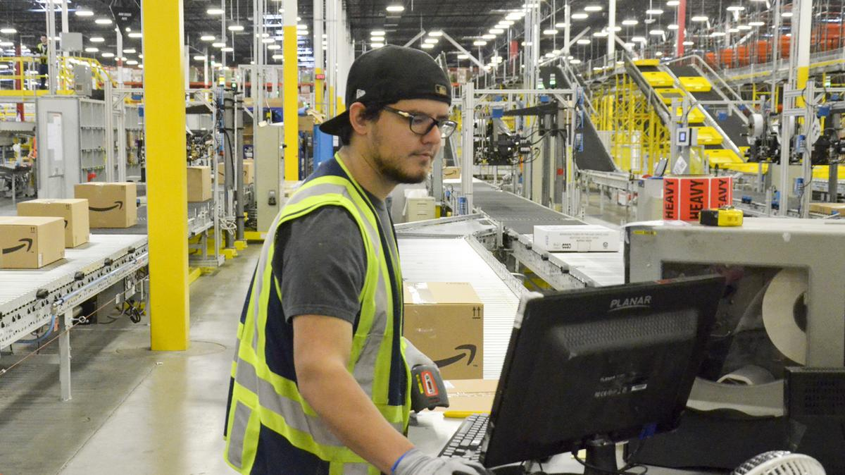 Amazon Put A 2nd Massive Hub In Coppell To Employ