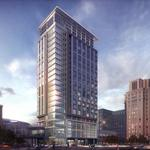 Highly anticipated downtown hotel won't be ready for 2017 Super Bowl