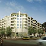 Developers drive into Oakland's Auto Row: Projects gain traction in Broadway-Valdez area after city plan OKed
