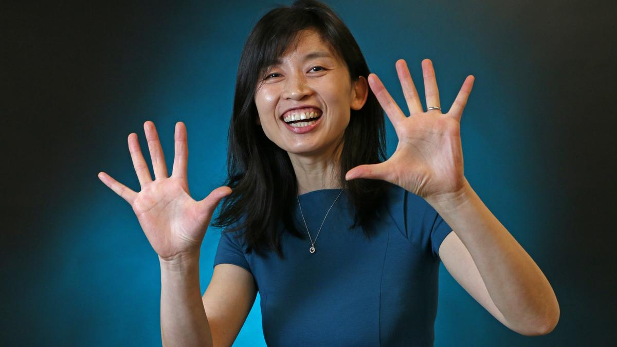 40 Under 40 2015: Julia Song, Energy Storage Systems