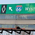 8 things: No slow lane for I-66 toll plan — but you can chime in